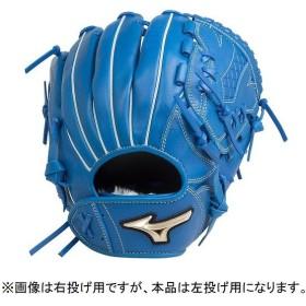 (送料無料)MIZUNO(ミズノ)野球 左利き少年グローブ ショウネンGERG UMIX U3 左投げ用 1AJGY20610 22H ボーイズ ロイヤルブルー