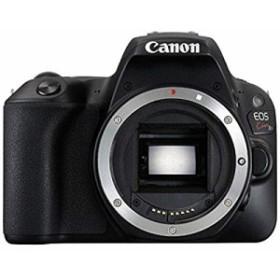 Canon デジタル一眼レフカメラ EOS Kiss X9 ボディ ブラック EOSKISSX9BK(中古品)