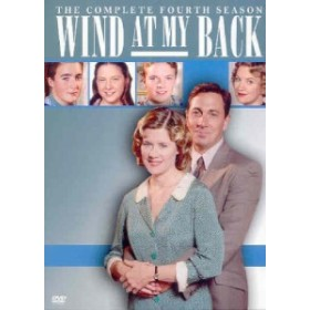 Wind at My Back: Complete Fourth Season [DVD] [Import](中古品)