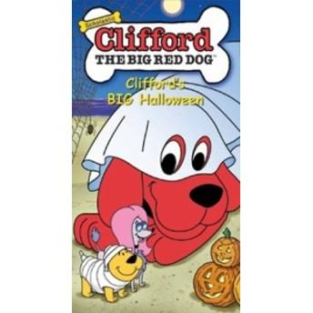 Clifford - Clifford's Big Halloween [VHS] [Import](中古品)