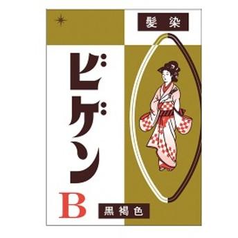 ホーユー ビゲンB 自然な黒褐色 6g