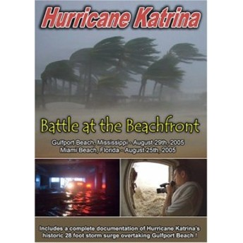 Hurricane Katrina: Battle at the Beachfront [DVD] [Import](中古品)