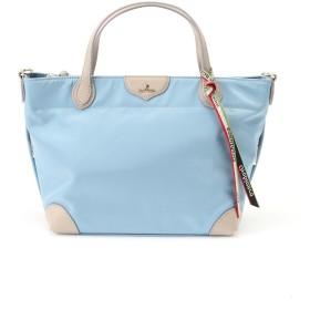 Orobianco Bag [レディース][オロビアンコ]Orobianco [ナイロン]Clearly mini ハンドバッグ,ウォーターブルー