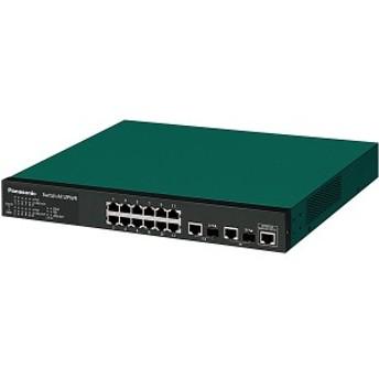 松下ネットワークオペレーションズ [PN231299] 12ポート PoE給電スイッチングハブ Switch-M12PWR