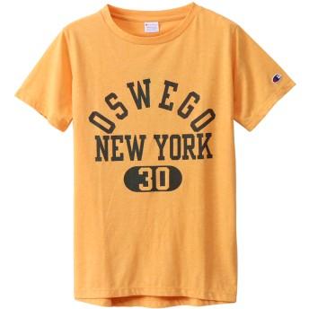 ウィメンズ Tシャツ 19SS【春夏新作】チャンピオン(CW-P319)【5400円以上購入で送料無料】