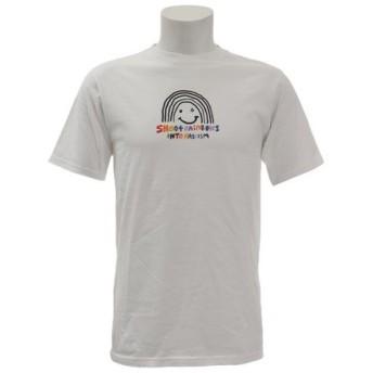 ボルコム(Volcom) Ozzie Rainbow 半袖Tシャツ H19A3511904 WHT (Men's)