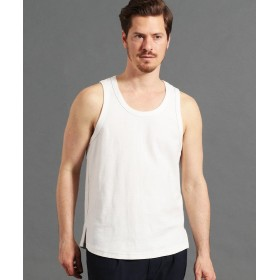 【50%OFF】 グランドパーク 鹿の子梨地タンクトップ メンズ 09ホワイト 46(M) 【Grand PARK】 【セール開催中】