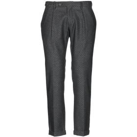 《期間限定セール開催中!》MICHAEL COAL メンズ パンツ 鉛色 34 コットン 47% / ウール 36% / ナイロン 14% / 指定外繊維 3%