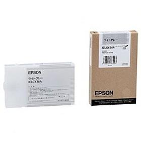 EPSON [ICLGY36A] インクカートリッジ ライトグレー 110ml