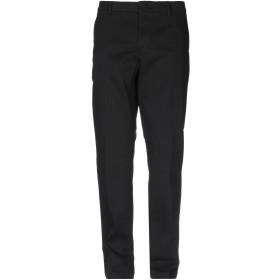 《セール開催中》MAISON CLOCHARD メンズ パンツ ブラック 36 コットン 97% / ポリウレタン 3%