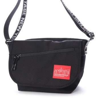 マンハッタンポーテージ Manhattan Portage IDENT Casual Messenger Bag JR (Black)