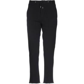 《期間限定 セール開催中》DANIELE ALESSANDRINI HOMME メンズ パンツ ブラック 52 コットン 100%