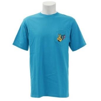 ボルコム(Volcom) Wingedpeace 半袖ポケットTシャツ 19A3511906 BBL (Men's)