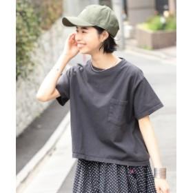 Goodwear / カスタム ビッグ 半袖 Tシャツ レディース Tシャツ CHARCOAL.G ONE SIZE