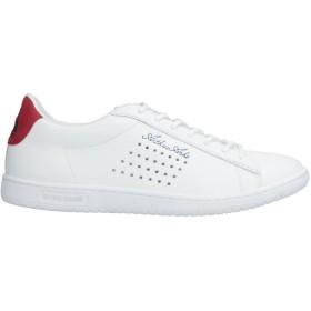 《9/20まで! 限定セール開催中》LE COQ SPORTIF メンズ スニーカー&テニスシューズ(ローカット) ホワイト 41 革