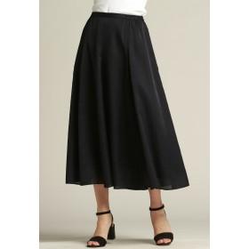 LAUTREAMONT エアリーな贅沢フレアーAラインスカート その他 スカート,ネイビー