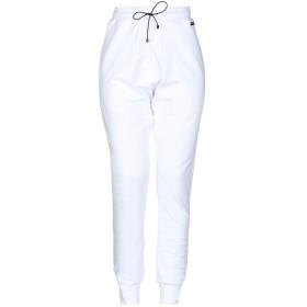 《期間限定セール開催中!》ALESSANDRO DELL'ACQUA レディース パンツ ホワイト S コットン 100%