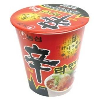 『辛ラーメン・カップ麺/小(1個/65g)』
