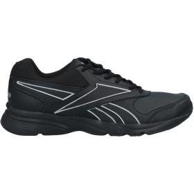 《期間限定セール開催中!》REEBOK メンズ スニーカー&テニスシューズ(ローカット) ブラック 11.5 紡績繊維