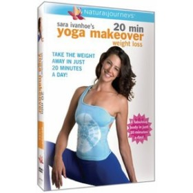 20 Minute Yoga Makeover: Weight Loss [DVD](中古品)