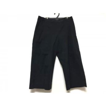 【中古】 マーガレットハウエル MargaretHowell パンツ サイズ2 M レディース 黒