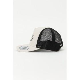 帽子全般 - ikka SLOWLYロゴメッシュCAP