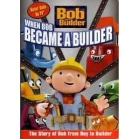 When Bob Became a Builder [DVD] [Import](中古品)
