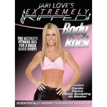 Get Ripped: Jari Love's Body Rock [DVD] [Import](中古品)