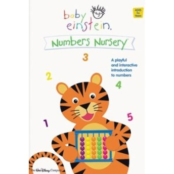 Numbers Nursery [VHS] [Import](中古品)