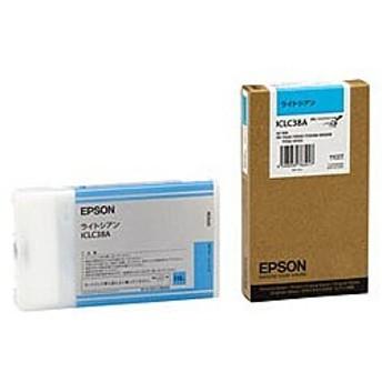 EPSON [ICLC38A] インクカートリッジ ライトシアン 110ml