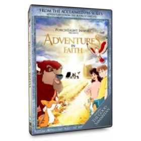 Adventures From the Book of Virtues: Faith [DVD] [Import](中古品)
