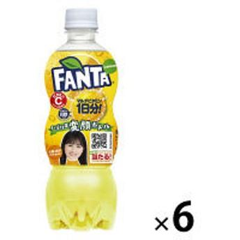 コカ・コーラ ファンタ レモンマルチビタミン 500ml 1セット(6本)