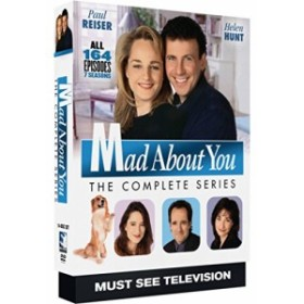 Mad About You: Complete Series [DVD] [Import](中古品)