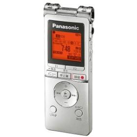 Panasonic [RR-XS470-S] ICレコーダー (シルバー)