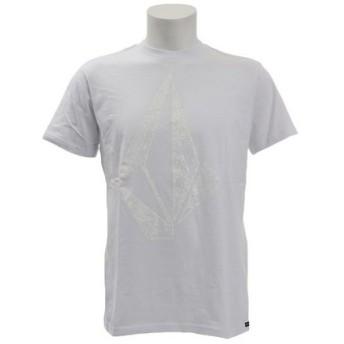 ボルコム(Volcom) Apac Big Stone 半袖Tシャツ 19AF5119G0 WHT (Men's)