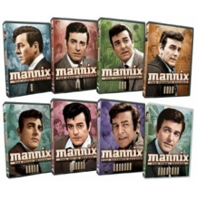 Mannix: Complete Series Pack [DVD] [Import](中古品)