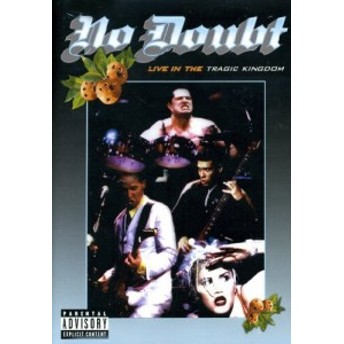 Live in the Tragic Kingdom [DVD] [Import](中古品)