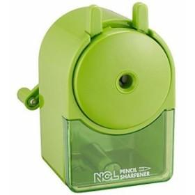 ナカバヤシ 手動鉛筆削り グリーン DPS-H101KG