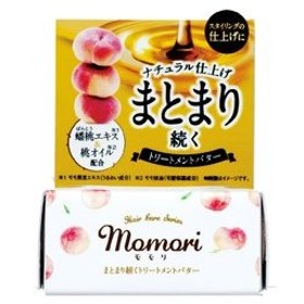 ダリヤ DARIYA Momori(モモリ) まとまり続くトリートメントバター(35g)[スタイリング剤] [振込不可]