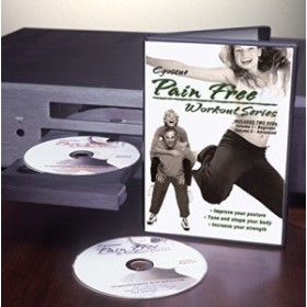 Pain Free Workout Series 1 & 2 [DVD] [Import](中古品)