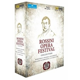 Opera Festival Collection - Live from Pesaro [Blu-ray](中古品)