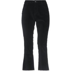 《セール開催中》RE-HASH レディース パンツ ブラック 30 コットン 98% / ポリウレタン 2%