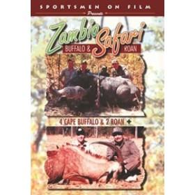Zambia Safari: Buffalo & Roan [DVD] [Import](中古品)