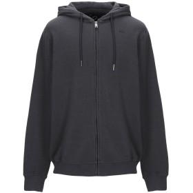 《期間限定セール開催中!》IN MY HOOD メンズ スウェットシャツ スチールグレー XL コットン 80% / ポリエステル 20%