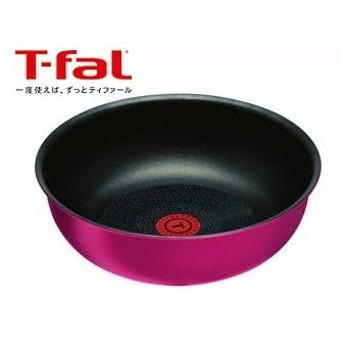T-fal/ティファール インジニオ・ネオ IHルビー・エクセレンス ウォックパン 26cm L66377
