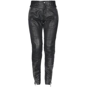 《セール開催中》VINTAGE DE LUXE レディース パンツ ブラック 44 革