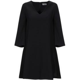 《期間限定セール開催中!》TWENTY EASY by KAOS レディース ミニワンピース&ドレス ブラック 40 ポリエステル 100%