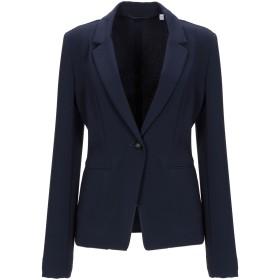 《セール開催中》I BLUES レディース テーラードジャケット ダークブルー 46 71% トリアセテート 29% ポリエステル