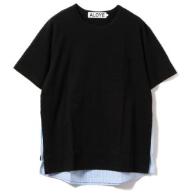 [マルイ]【セール】ALOYE / Shirt Fabrick Layered Tee 19SS/ビームス(BEAMS)