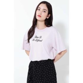 [マルイ]【セール】ロゴTシャツ/ローズバッド(ROSE BUD)